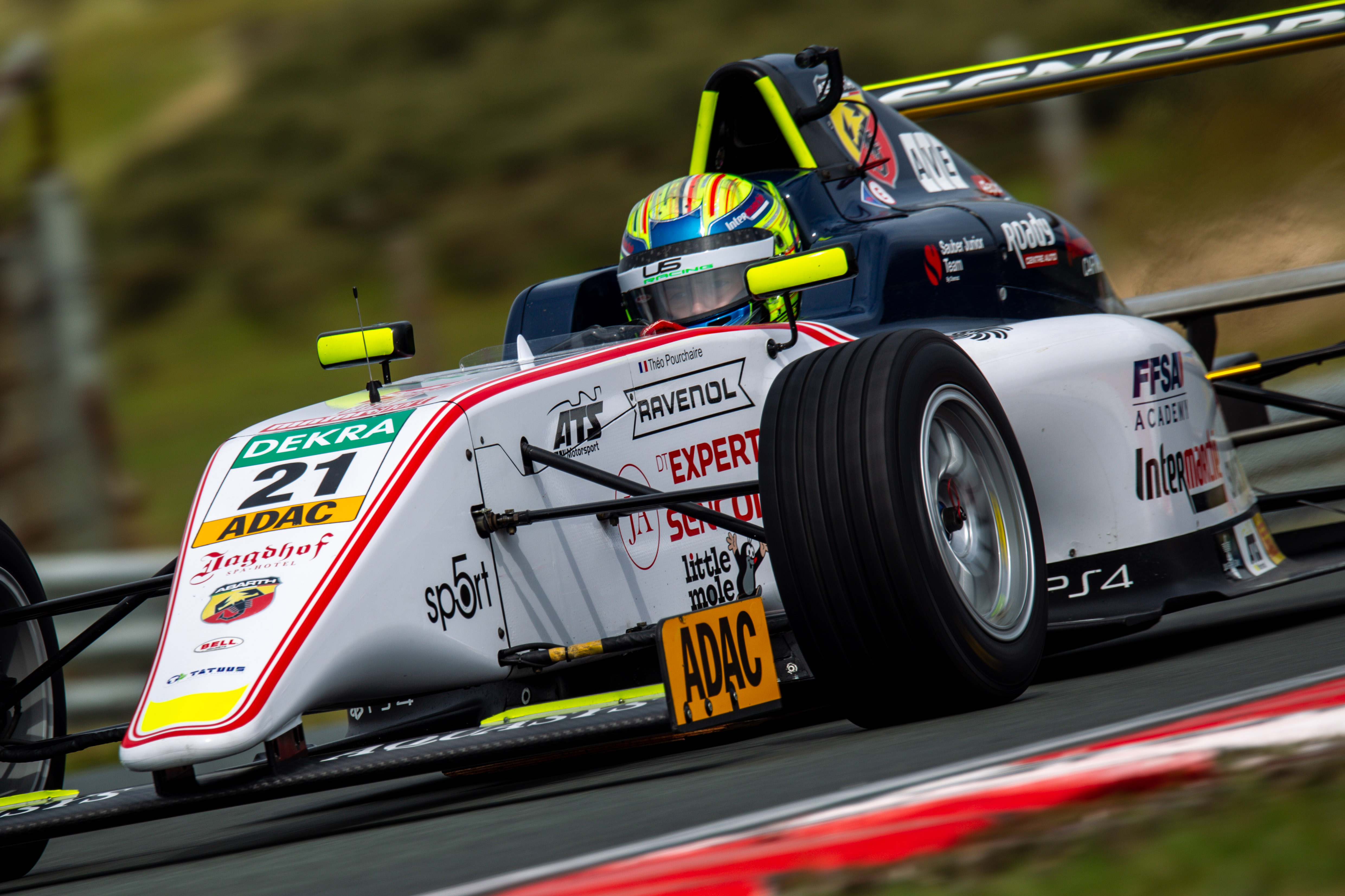 For me it was a good weekend. I can leave Zandvoort happy with the progress and points.