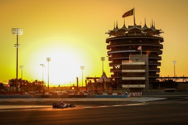 Bahrain sunset media