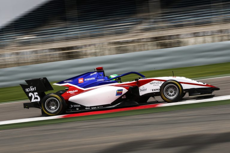 Charouz Racing System gets 2020 F3 campaign underway
