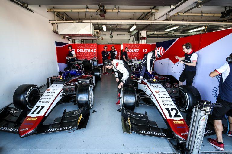 Bahrain test pits