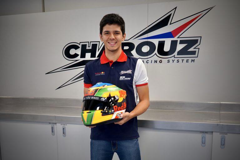 Igor Fraga joins the Red Bull Junior programme