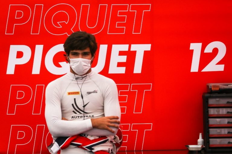 The first F2 race in Austria: Charouz's Driver Delétraz grabs the 7th place