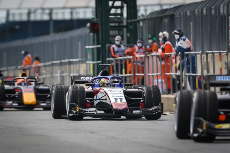F2 continues in Barcelona: The Charouz Racing System drivers are ready