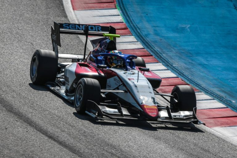 F3 in Barcelona: Charouz Racing System leaves without any points