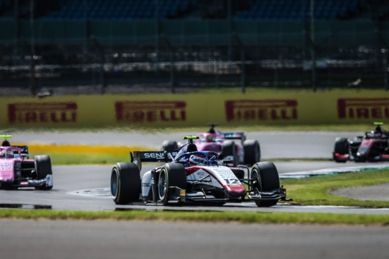 F2 continues to Silverstone: Delétraz wants the podium, Piquet first points