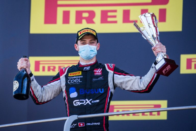 Charouz Racing System spectacle: Delétraz finished third and second in Mugello!