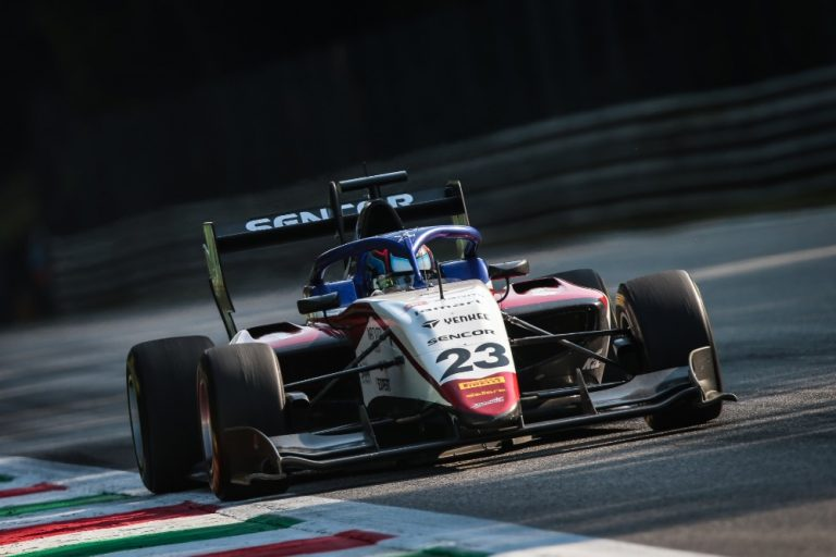 Great weekend for Charouz Racing System in F3: Both Belov and Staněk scored in Monza