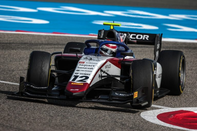 F2: Schumi's lead began fading in Bahrain, Piquet's performance was solid but without a fair reward