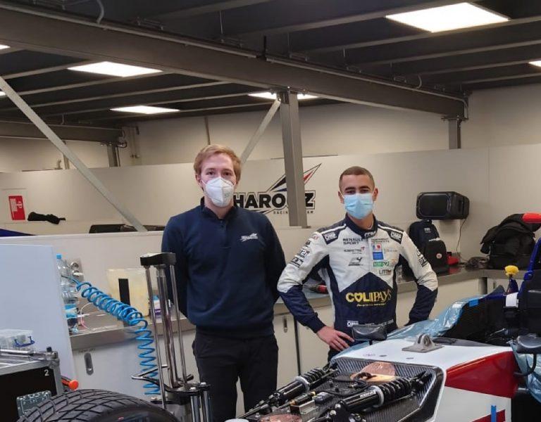 Charouz Racing System announces Reshad de Gerus for the 2021 FIA Formula 3 Championship