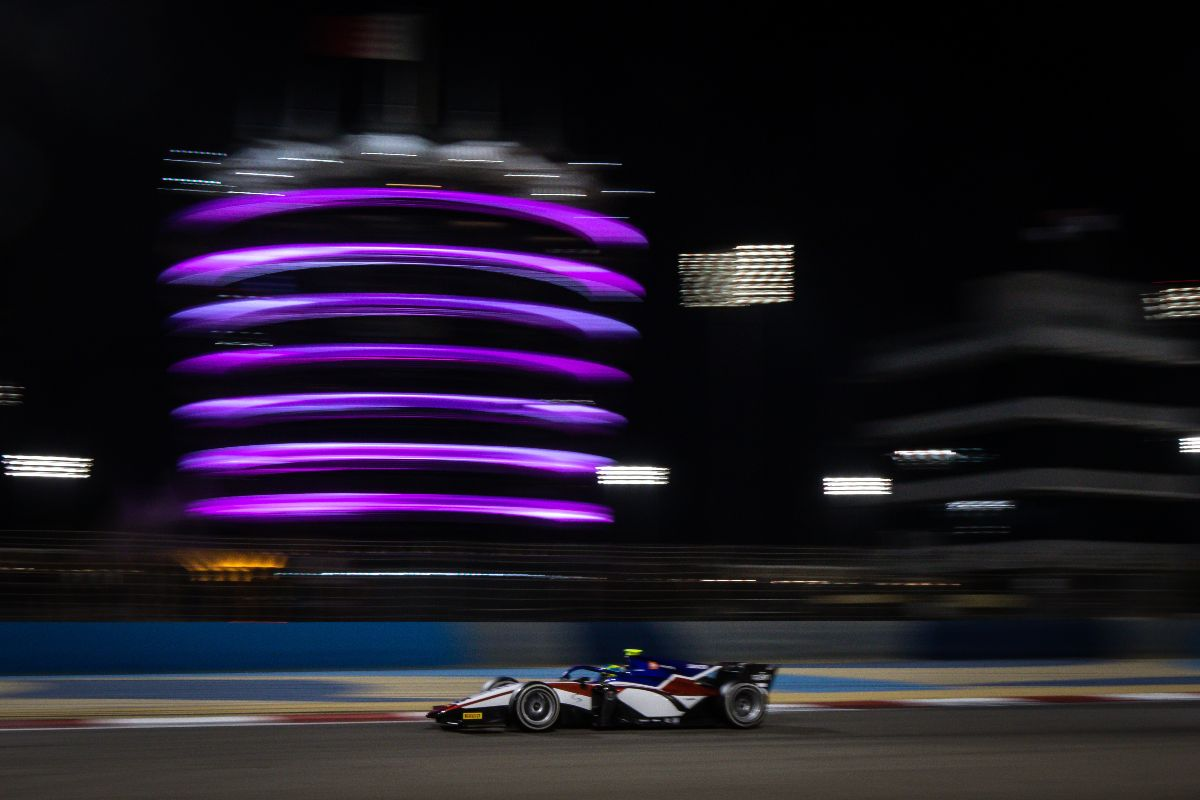 But at the end of this round in Bahrain, I'm even more confident about our potential for the season