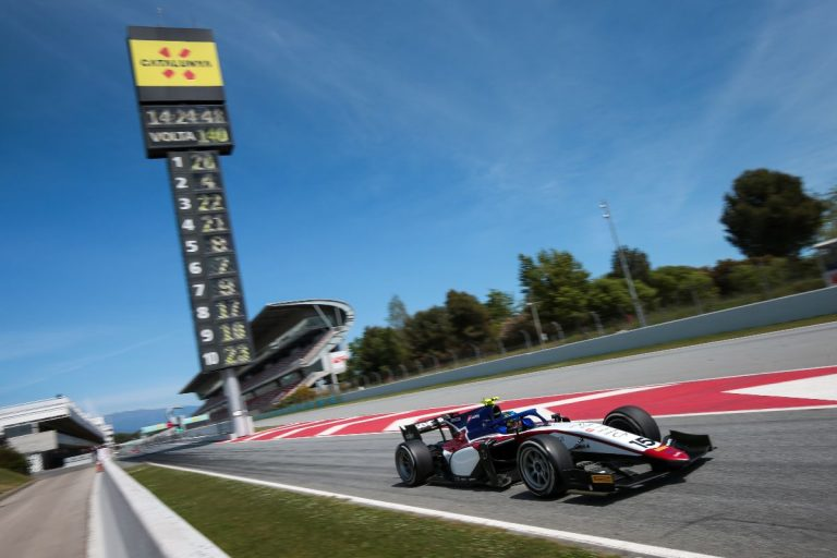 Charouz Racing System completes valuable FIA Formula 2 Championship official tests at Barcelona