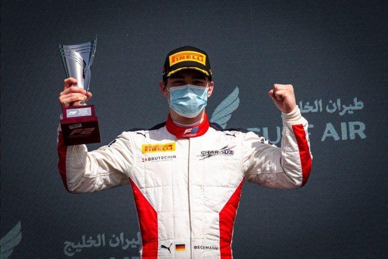 Charouz Racing System starts the FIA Formula 2 season on the podium