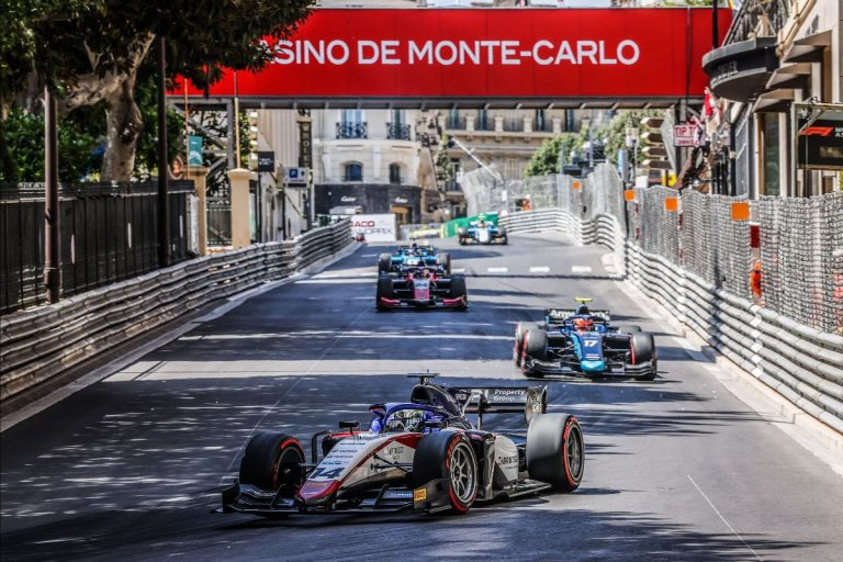 Charouz Racing System archives Monaco round in the 2021 FIA Formula 2 Championship journey