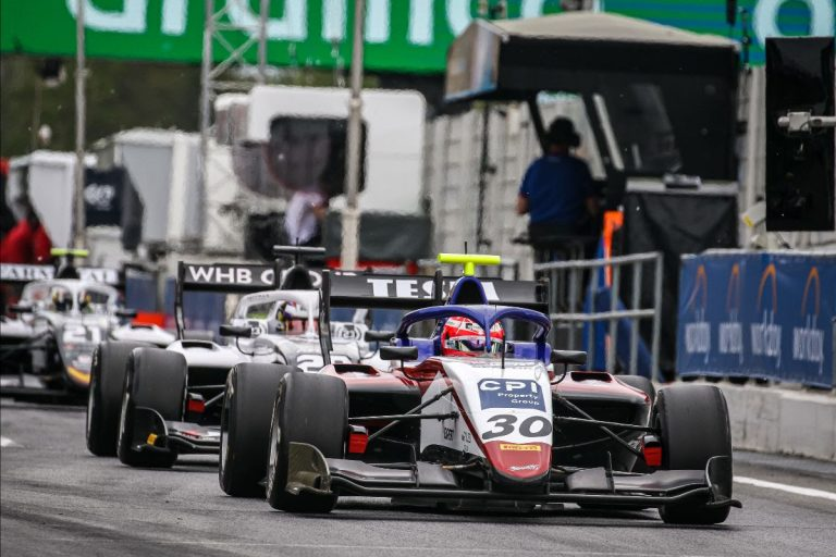Charouz Racing System ahead of FIA F3 testing session in Jerez