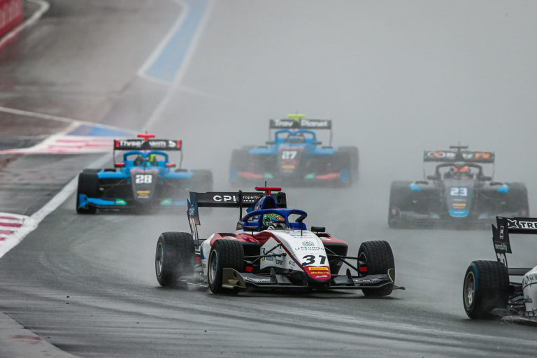 Charouz Racing System brings home more valuable points in Round 2 of the FIA Formula 3 Championship
