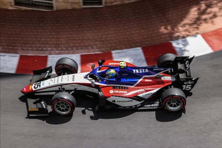 Charouz Racing System prepares for another street circuit challenge with FIA Formula 2 Championship round three in Baku