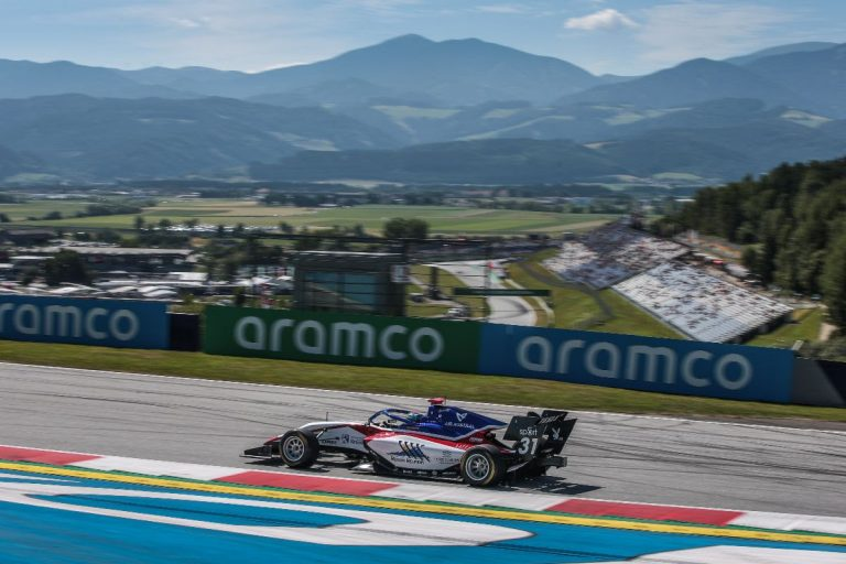 Charouz Racing System scores good points in FIA F3's round 3 at the Red Bull Ring