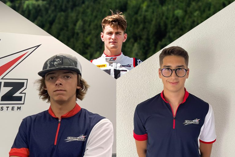 New FIA Formula 3 driver line-up for Charouz Racing System at Spa-Francorchamps