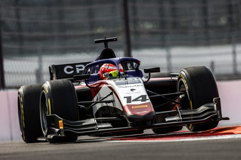 Charouz Racing System unlucky and out of the points at Sochi in Round 6 of the 2021 FIA Formula 2 championship