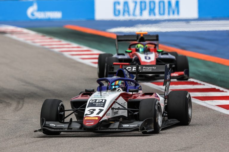 Charouz Racing System ends its 2021 Fia Formula 3 campaign in style with a victory at Sochi