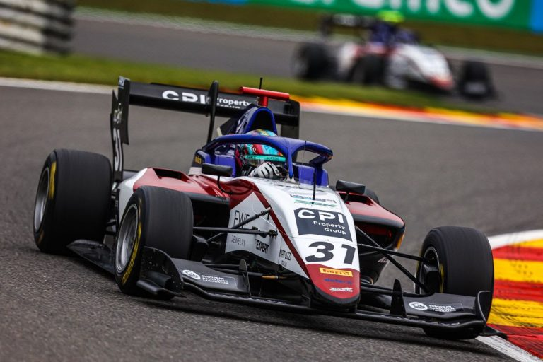 Charouz Racing System heads to Zandvoort aiming for another good performances in FIA Formula 3 penultimate round