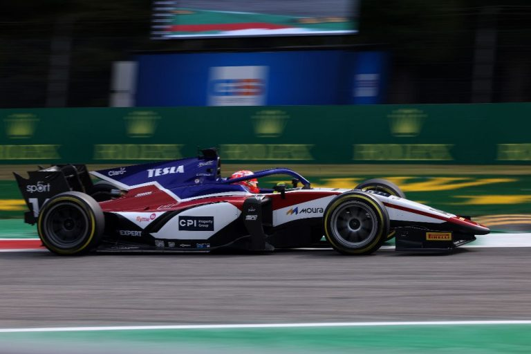 Disappointing fifth round of the FIA Formula 2 championship for Charouz Racing System at Monza