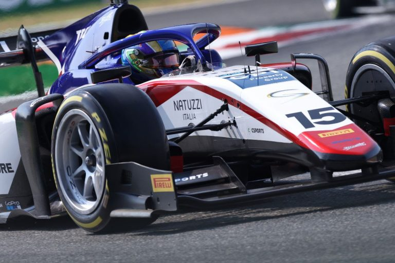 Charouz Racing System aims for a solid FIA Formula 2 Championship weekend at Sochi