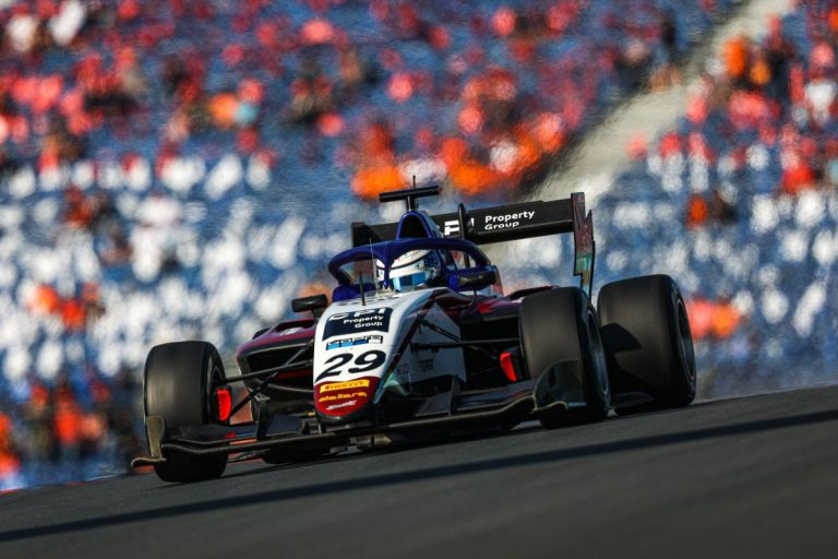 Charouz Racing System ready for the FIA Formula 3 Championship season finale at Sochi